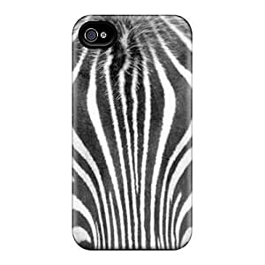 6 Scratch-proof Protection Cases Covers For Iphone/ Hot Zebra Face Phone Cases
