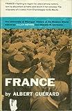 France, Albert Guerard and Paul A. Gagnon, 0472083902