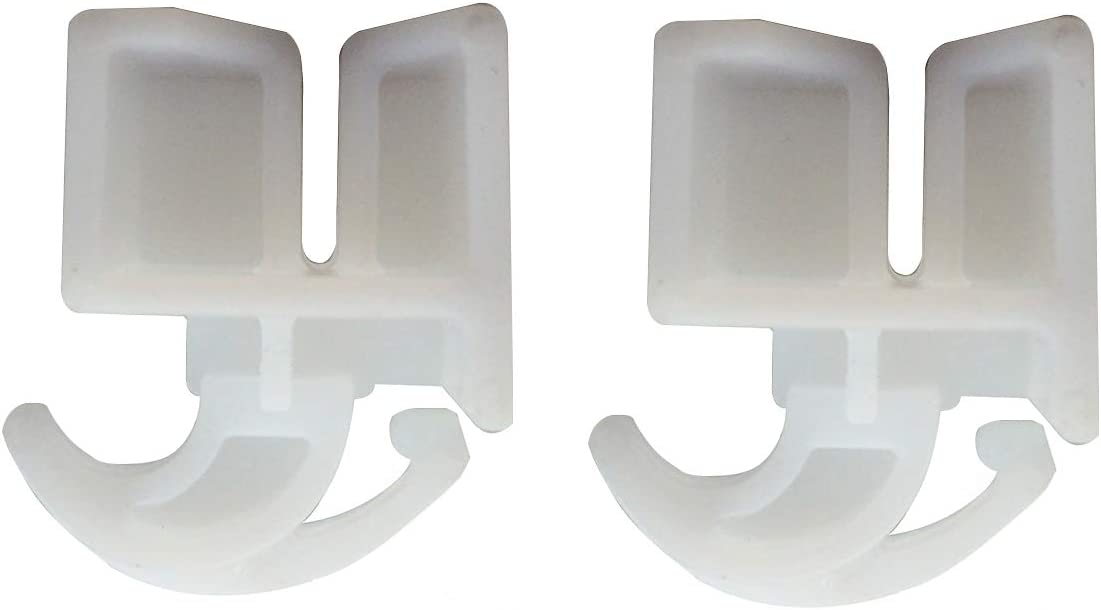 Pack of 4 Ultra Durable 3051162 /& 3051163 Range Oven Front and Rear Drawer Glide Replacement Kit by Blue Stars Exact Fit for Electrolux and Frigidaire Ranges Replaces AP2121517 PS434226 PS434227