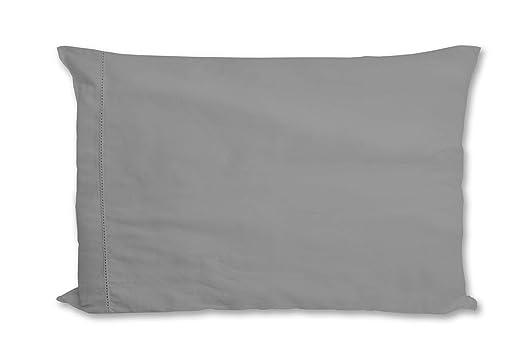 Camille 554013 Funda de Almohada Americana de algodón percal 50x75 ...