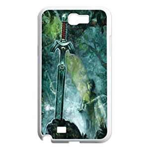 James-Bagg Phone case sword art pattern protective case For Samsung Galaxy Note 2 Case FHYY465655