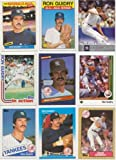 Ron Guidry / 50 Different Baseball Cards Featuring Ron Guidry! No Duplicates