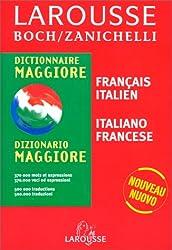 Larousse Maggiore : Français-italien, italien-français