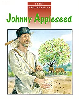Image result for first biographies johnny appleseed