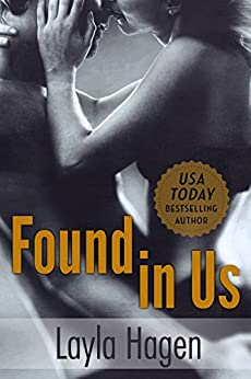 Found In Us (Lost Book 2) by [Hagen, Layla]