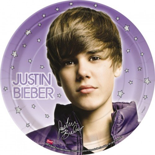 ShindigZ Loot Bags - Justin Bieber by Unique -