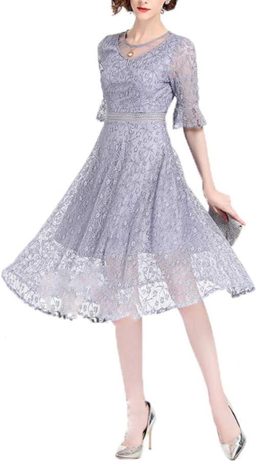 HEYG-Dress Vestir Moda Casual Fashian Ladies Nuevo Vestido de ...