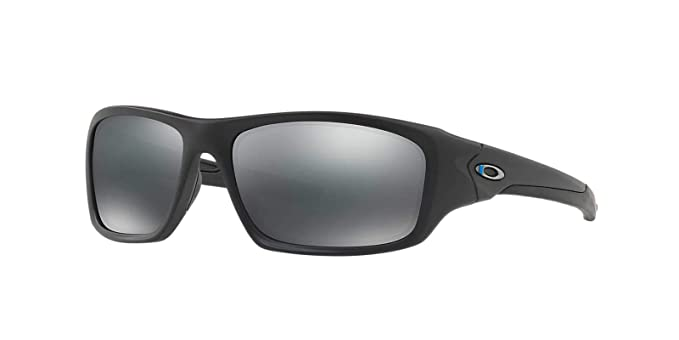 60b65b8ff263 Amazon.com  Oakley Mens Sunglasses Blue Black - Non-Polarized - 60mm ...