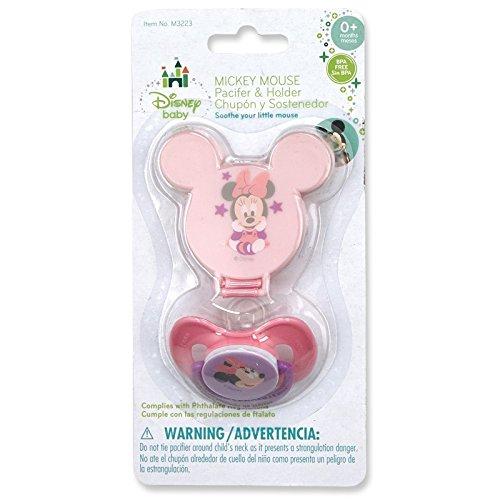 Minnie Mouse Pacifier Case