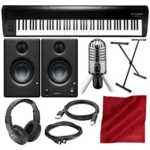 top 10 best apple midi keyboard controllers reviews 2019 toptenz. Black Bedroom Furniture Sets. Home Design Ideas