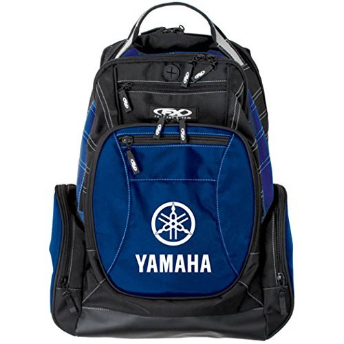 Factory Effex - Factory Effex Backpack - Yamaha - Blue - One Size