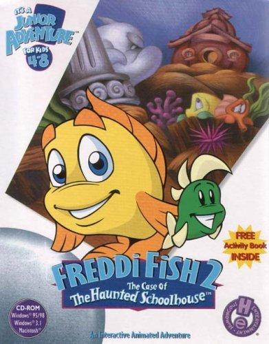 Humongous Freddi Fish 2 Mac / Windows
