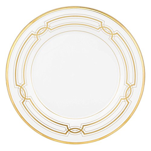 Lenox 855337 Eternal 50th Anniversary Accent Plate, White