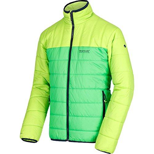Iv Repellente Fairway Rivestimento Uomini Verde Isolato Leggera Regata Icebound Verde Calce Acqua dqZwda