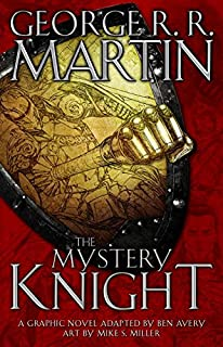 Book Cover: The Mystery Knight: A Graphic Novel