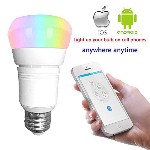 7W Led Light Bulb - 9