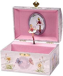 Amazoncom Schylling Iridescent Ballerina Jewelry Box Toys Games
