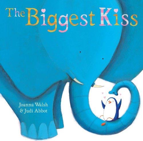The Biggest Kiss (Paula Wiseman Books) by Joanna Walsh (2011-12-20)