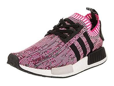 adidas Originals NMD_R1 PK Womens Running Trainers Sneakers (UK 4.5 US 6 EU 37 1/3, Shock Pink core Black BB2363)