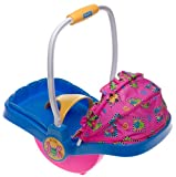 Fisher Price Little Mommy Carrier for 16″ Baby Dolls, Baby & Kids Zone