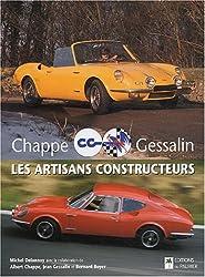 Chappe et Gessalin : Les artisans constructeurs