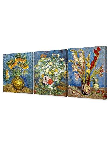 DecorArts Triptych Vincent classic Reproduction
