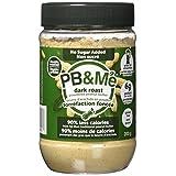 PB&Me Dark Roast Powdered Peanut Butter, No Sugar Added, 200g, 1 Count
