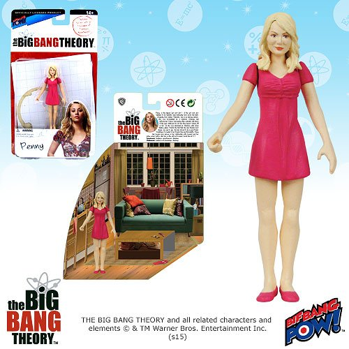 The Big Bang Theory Penny 3 3/4-Inch Action Figure Series 1 (Big Bang Theory Penny compare prices)