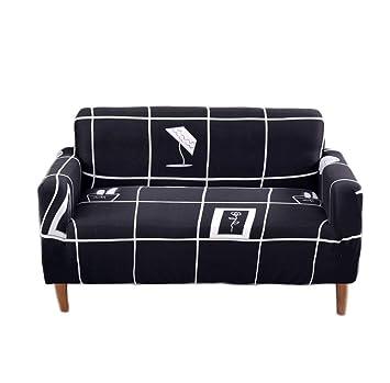 HInmdLndsj Fuerza elástico Incluido Fundas de sofá,Cubiertas de la Toalla del sofá para Sala