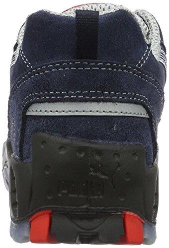 Skylon Espadrilles weiß Adulte Src Esd Puma S1p blau Chaussures schwarz Mixte Low Blau 310 fqxnqwS