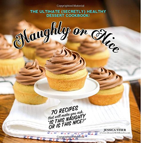 Naughty Nice Cookbook Ultimate Healthy product image