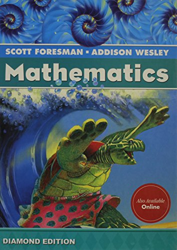 SCOTT FORESMAN ADDISON WESLEY MATH 2008 STUDENT EDITION (HARDCOVER) GRADE 4