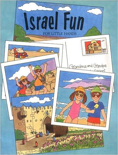 Descargar gratis Israel Fun For Little Hands Epub