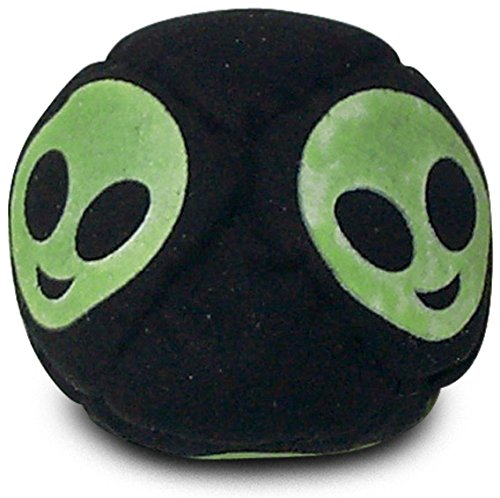 Alien Glow In The Dark Footbag Hacky Sack by World Footbag