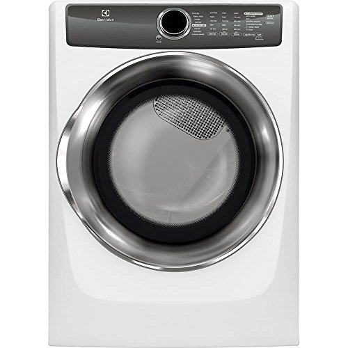 Dryer, 27″ W, Power Source Electric, White