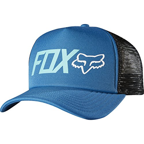 Fox Racing Girls Ultimatum Trucker Adjustable Hat One Size Blue Steel (Fox Racing Girls Clothing compare prices)