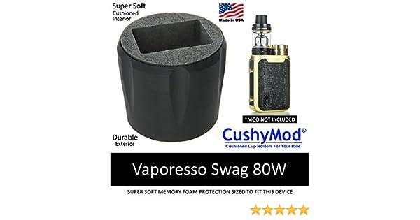 Aspire Breeze 2 CUP HOLDER by CushyMod cover wrap skin sleeve case car mod vape