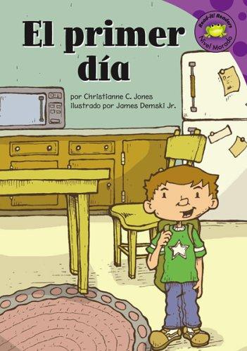 Read Online El primer dia (Read-it! Readers en Español: Story Collection) (Spanish Edition) ebook