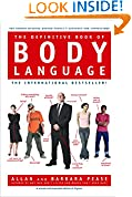 #6: The Definitive Book of Body Language: The Hidden Meaning Behind People's Gestures and Expressions
