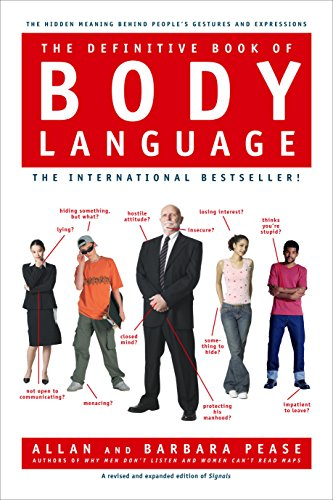 of Body Language: The Hidden Meaning Behind People's Gestures and Expressions ()