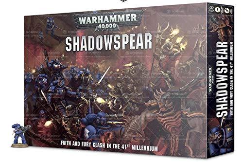 Games Workshop Warhammer 40,000 Shadowspear Box Set on
