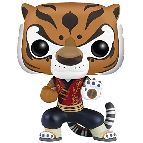 FunKo POP Movies - Kung Fu Panda - Tigress