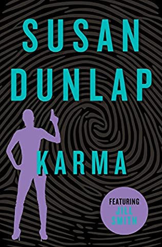 book cover of Karma
