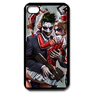 iPhone 4,4S Csaes phone Case harley quinn dc HLKN92817
