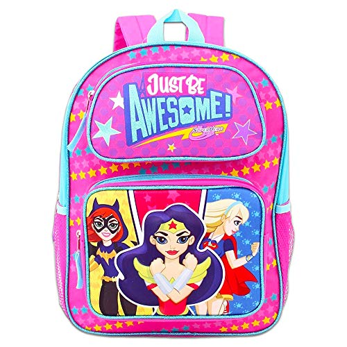 Super Hero Girls 16 Cargo -