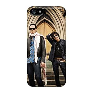 DannyLCHEUNG Iphone 5/5s Excellent Hard Phone Cover Customized Realistic Foo Fighters Image [hDn2133giti]