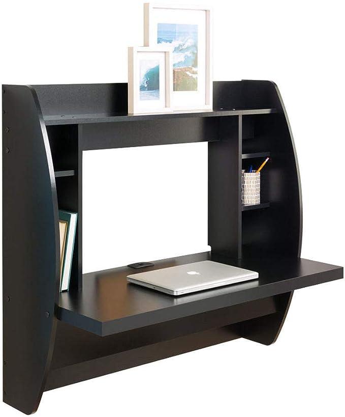 Cypress Shop Mesa Flotante de Escritorio para Ordenador con ...