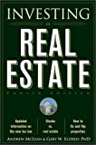 Investing in Real Estate, Andrew McLean and Gary W. Eldred, 047132339X