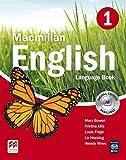 img - for Macmillan English 1 Language Book book / textbook / text book