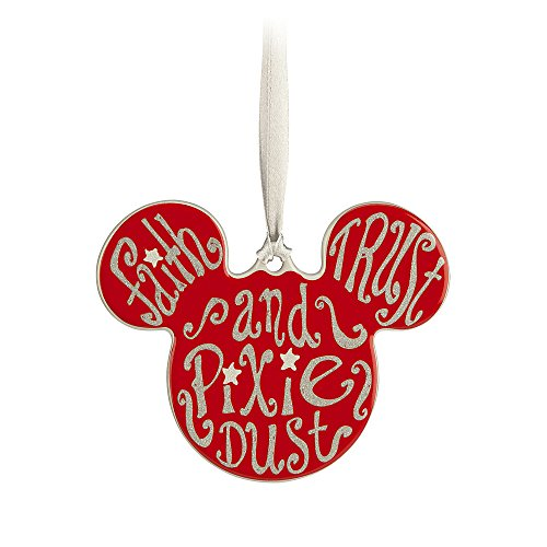 Disney Mickey Icon Ornament - Pixie Dust